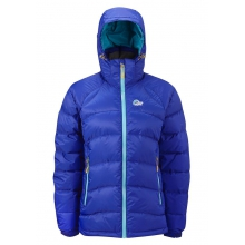 Women's Alpenglow Jacket SM::Nordic Blue
