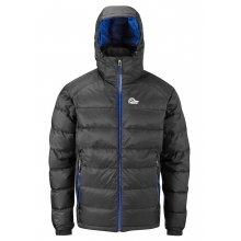 Alpenglow Jacket MD::Anthracite by Lowe Alpine