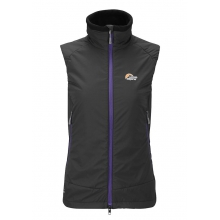 Women's Frozen Sun Vest SM::Anthracite