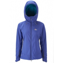 Women's Frozen Sun Jacket SM::Olympian Blue by Lowe Alpine