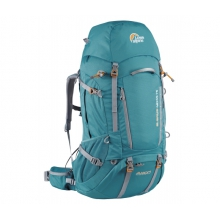 - Elbrus ND 55 Backpack Ws - 55L - Sea Blue/Pumpkin