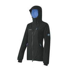 Women's Misaun Jacket XS::Black by Mammut