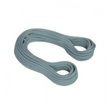9.8 Eternity Classic Rope with Rope Bag - Emerald In Size: 60M by Mammut