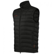 Broad Peak II Down Vest - Black In Size: XXL