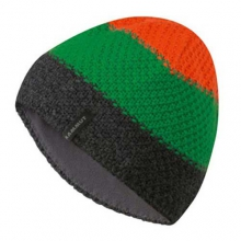 Alyeska Beanie - Men's: Granite/Dark Space by Mammut