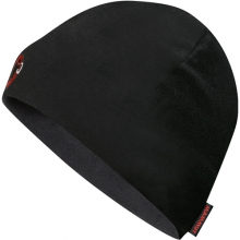Fleece Beanie: Black