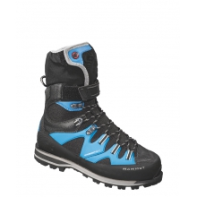 - Mamook Thermo Boot - 8 - Cyan-Black by Mammut