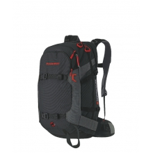 - Ride Airbag RAS Backpack No Cartridge - 30L - Black Smoke by Mammut