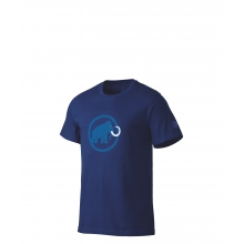 - Mammut Logo Mens T-Shirt - Small - Space