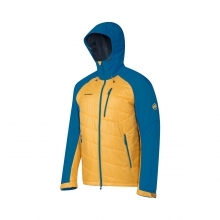 - Rime Pro Jacket Mens - small - Malt/Dark Cyan