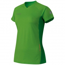 - MTR 71 T Shirt Womens - Small - Spring Dark Spring by Mammut