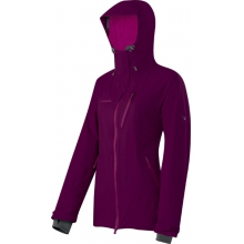 - Misaun Jacket W - X-Small - Plum