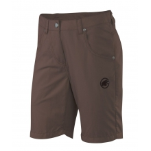 - Niala Shorts Women - 8 - Dark Oak