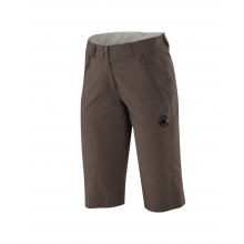 - Runje Bermudas Womens - 6 - Dark Oak by Mammut