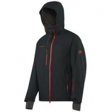 Bormio Jacket - Men's - Graphite In Size: Small