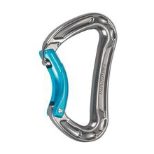 Bionic Evo Key Lock Bent Gate Carabiner