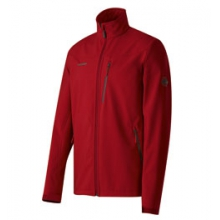 Peludo Jacket - Men's - Dark Inferno/Smoke In Size: XXL by Mammut