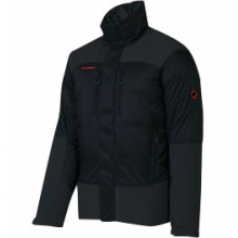 Ambler Hooded Jacket - Men's - Graphite/Black In Size