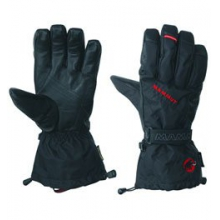 Expert Tour Glove Men's - Black In Size by Mammut