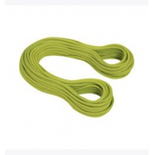 9.5 Infinity Dry Rope - Pappel-Lime Green In Size: 60M by Mammut