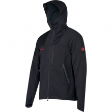 mens ultimate hoody black/ black