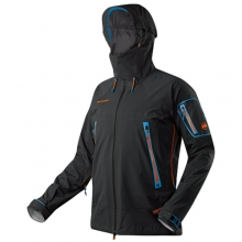 Nordwand Pro HS Hooded Jacket - Men's: Black, Medium