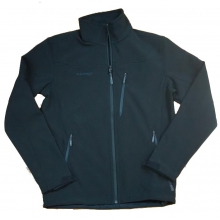 Mens Peludo Jacket Black/ Graphite Small