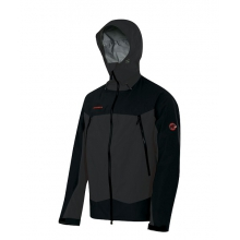 Mens Meron Jacket Graphite/ Black S