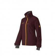 - Robella HS Jacket W - x-small - Barolo by Mammut