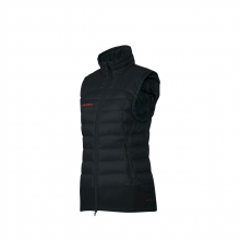- Kira IS Vest W - x-small - Graphite/Black