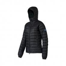 - Kira IS Hooded Jacket W - large - Black by Mammut