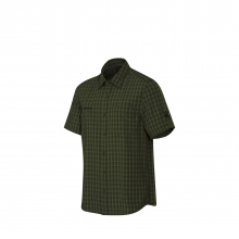 - Lenni SS Shirt M - small - Graphite Seaweed by Mammut