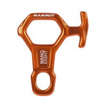 Nano 8 Belay Device - Orange-Royal by Mammut