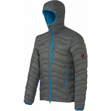 - Broad Peak IS Hood Jct M - X-LARGE - Titanium Atlantic by Mammut
