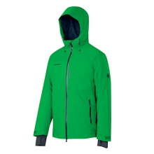 Bormio HS Hooded Mens Insulated Ski Jacket