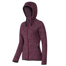 Kira Tour Hooded Womens Mid Layer