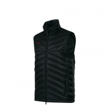 mens trovat insulated vest black by Mammut