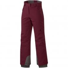 - Nara HS Pants W - 12 - Maroon by Mammut