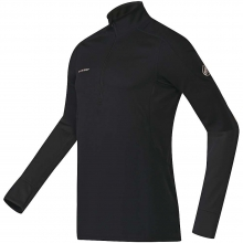 Women's Go Warm Zip Longsleeve by Mammut