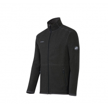 mens polar midlayer jacket graphite