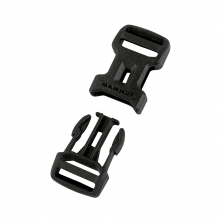 - Dual Adjust Side Squeeze Buckle - 38