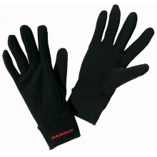 thermostretch glove black by Mammut
