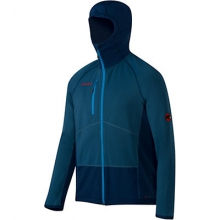 Aconcagua Pro Hooded Jacket Mens Mid Layer by Mammut