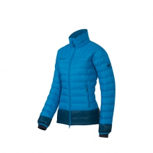 - Kira IS Jacket W - X-SMALL - Atlantic Orion by Mammut