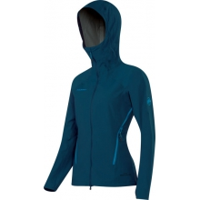 - Ultimate Alpine SO Hood W - X-SMALL - Orion by Mammut