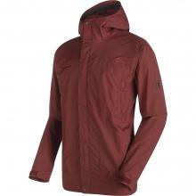 Men's Trovat Guide Soft Shell Hooded Jacket by Mammut