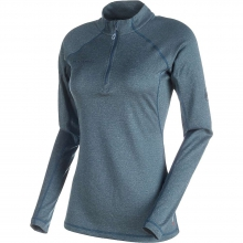 Women's Runbold Pro Half Zip Longsleeve Top by Mammut