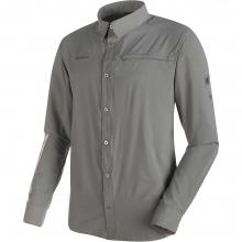 Men's Trovat Advanced Longsleeve Shirt by Mammut