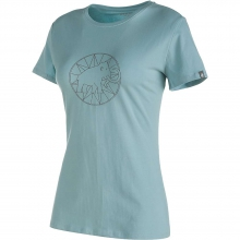 Women's Logo T-Shirt by Mammut