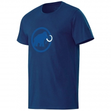 Men's Mammut Logo T-Shirt by Mammut